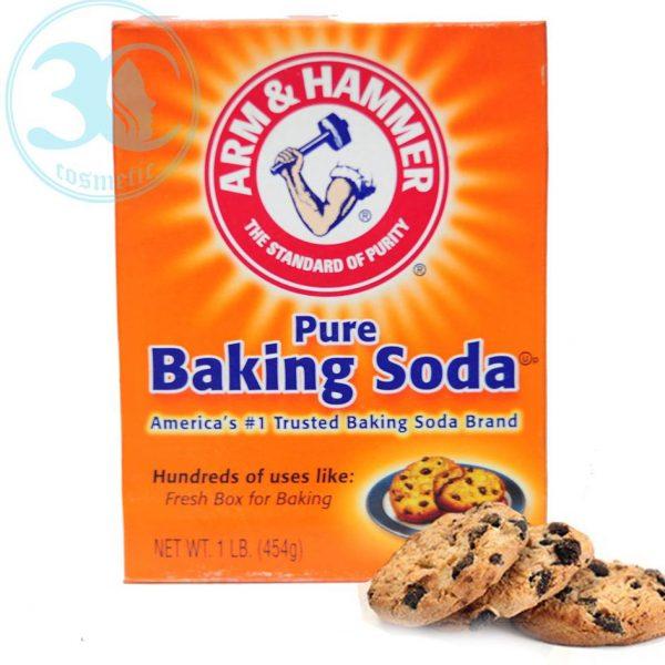 Baking soda sử dụng như thế nào
