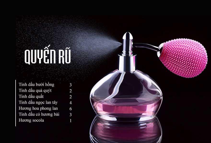 9 công thức nước hoa phụ nữ thông minh cần ghi nhớ- Bí mật của quý cô