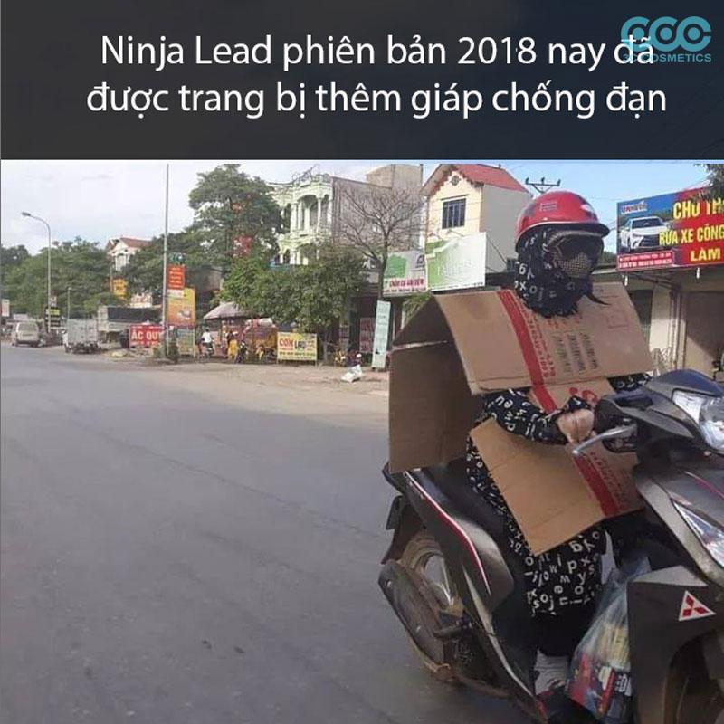 ninja lead phiên bản 2018