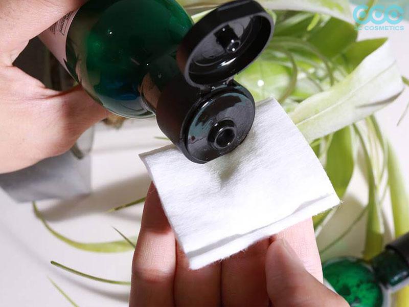 toner cân bằng độ pH cho da hấp thụ hiệu quả các sản phẩm dưỡng da