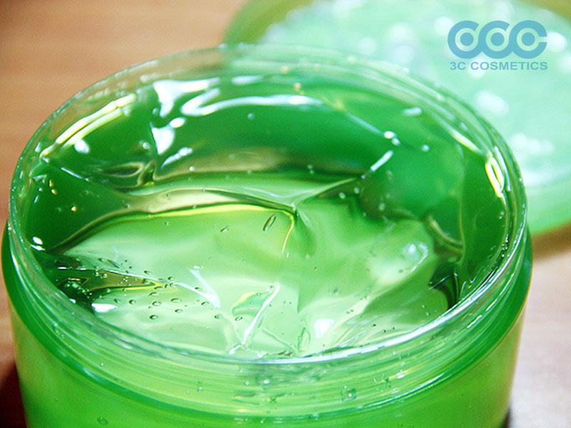 công dụng gel nha đam
