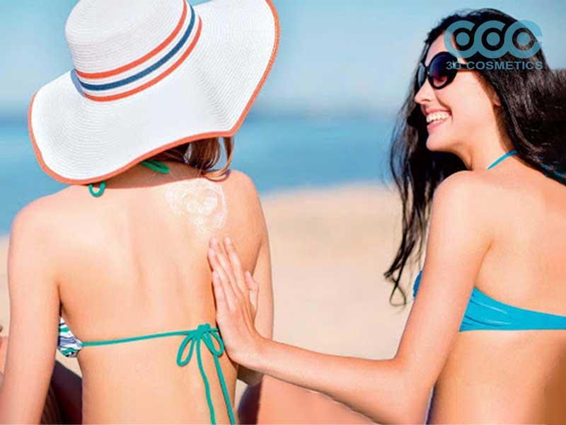 cách làm kem chống nắng