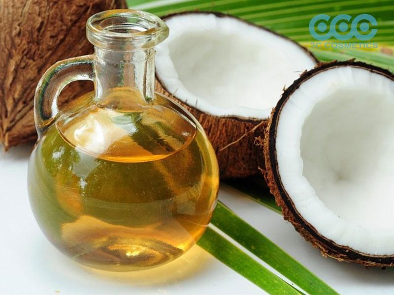 cách bảo quản dầu dừa được lâu, bản chất của dầu dừa