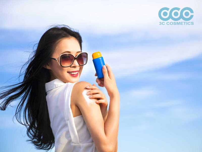 nguyên tắc sử dụng kem chống nắng hiệu quả