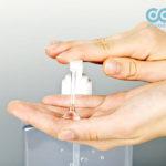 Nước rửa tay khô