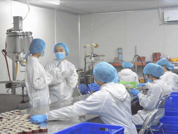 ĐIều kiện mở xưởng sản xuất mỹ phẩm