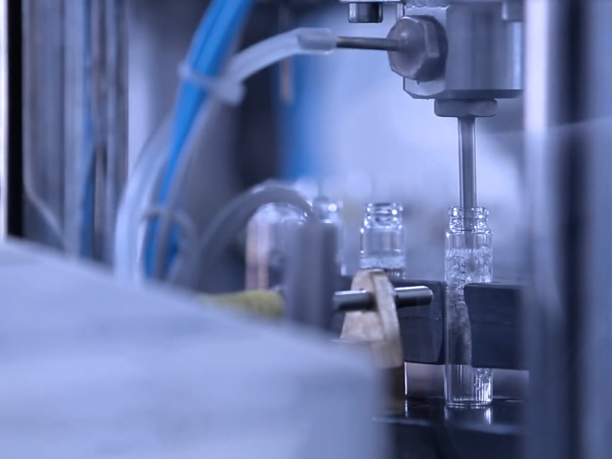 nhà máy sản xuất Serum detox