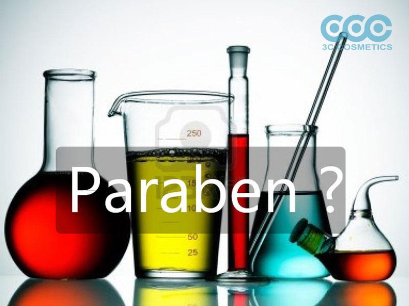 thực hư nguy hiểm của paraben trong mỹ phẩm