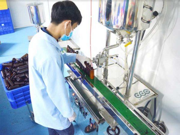 Thuê xưởng sản xuất mỹ phẩm