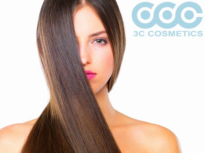 mái tóc dày óng ả, đen mượt và chắc khỏe