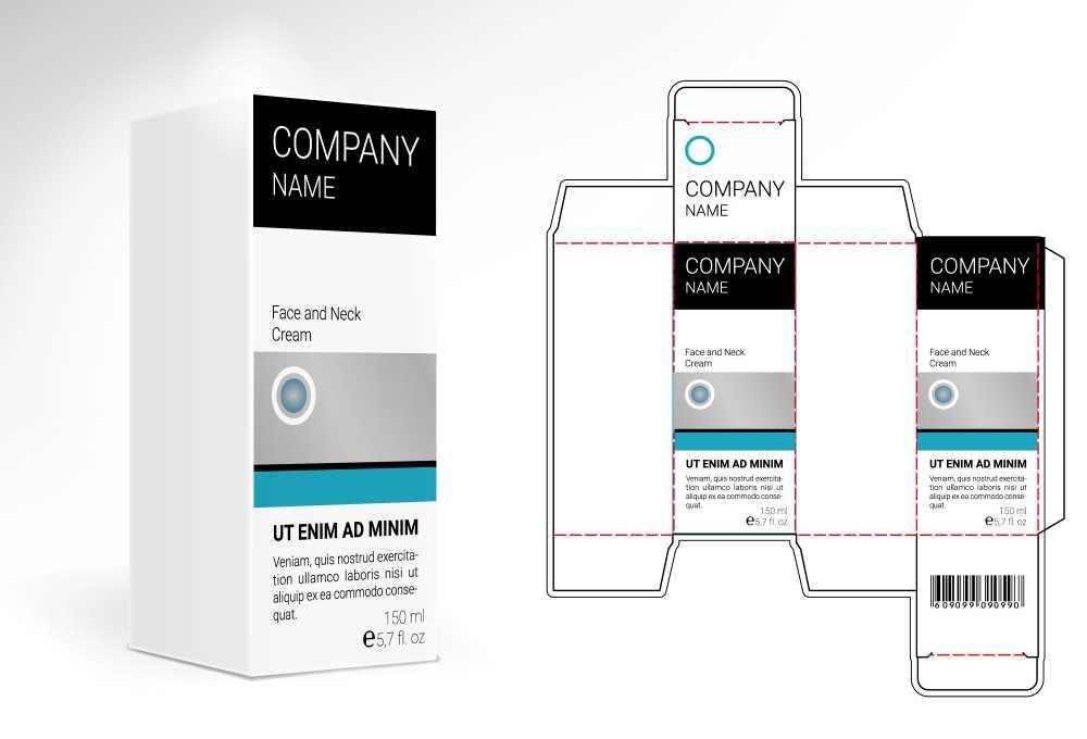 Mẫu hộp serum 29