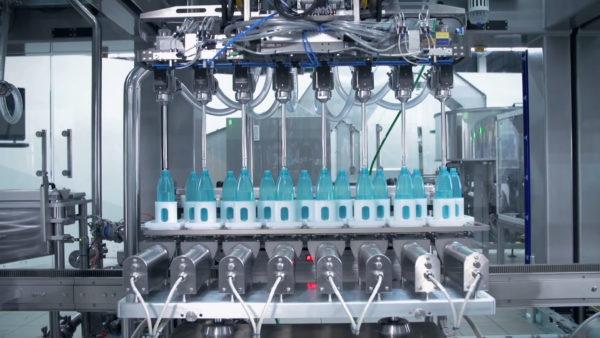 sản xuất serum trị thâm mụn