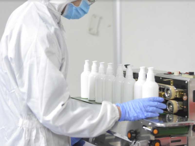 Tiêu chuẩn sản xuất mỹ phẩm