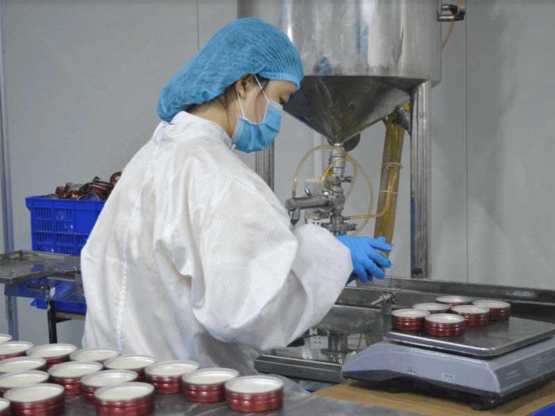 Nguyên liệu sản xuất mỹ phẩm
