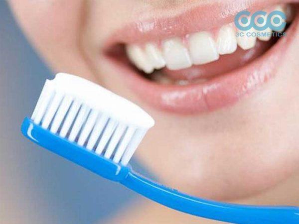 3C đối tác gia công cream đánh răng