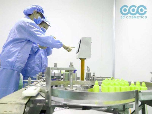 3C xưởng sản xuất gia công mỹ phẩm uy tín