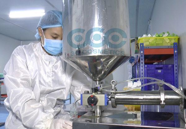 nhà máy sản xuất dầu gội bưởi chuyên nghiệp