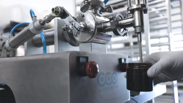 quy trình sản xuất dầu dưỡng tóc
