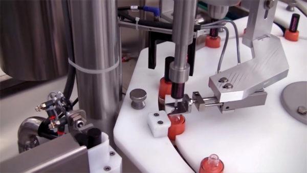 quy trình sản xuất son bóng