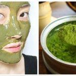Hướng dẫn làm mặt nạ trà xanh thiên nhiên đơn giản tại nhà