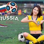 Tips làm đẹp mùa World Cup Russia 2018