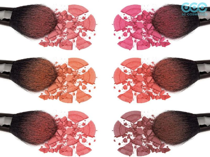 Những màu cơ bản mang nhiều sắc thái khác nhau cho làn da
