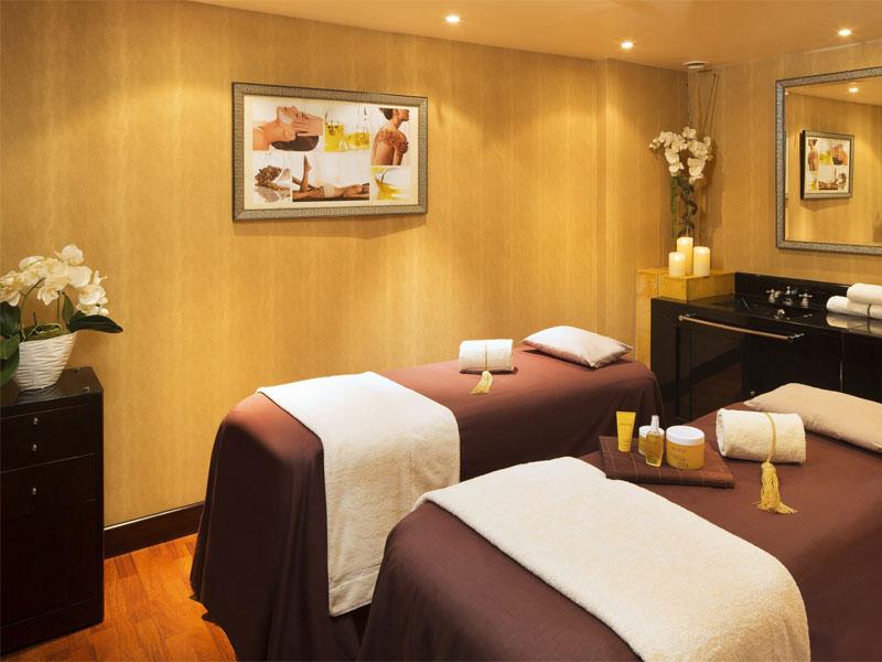 Tranh phòng điều trị spa đẹp 1