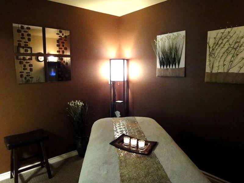 Tranh phòng điều trị spa đẹp 3