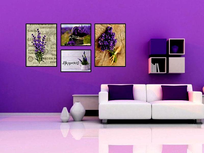 hình ảnh hoa oải hương spa đẹp