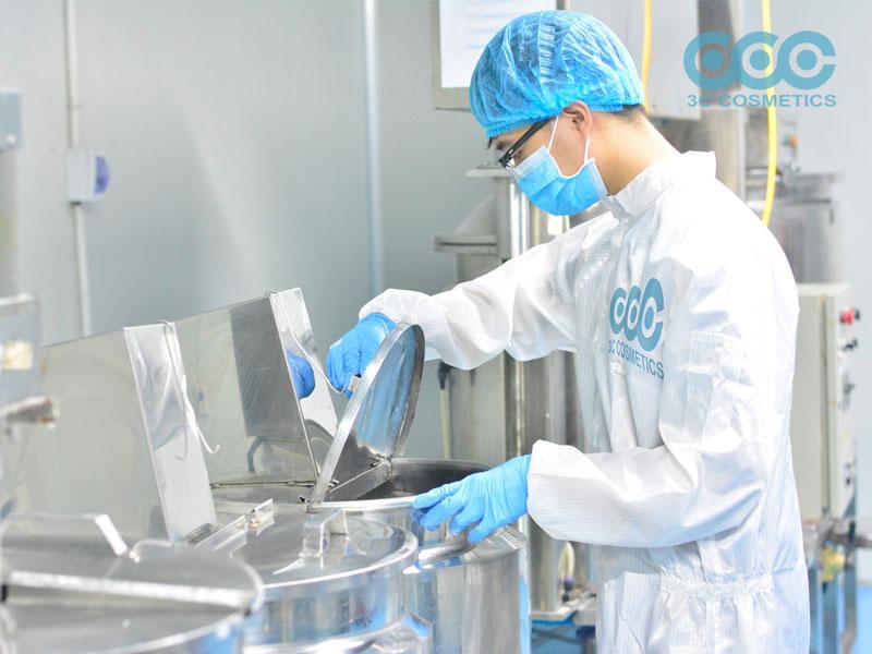 3C là nơi gia công các loại tẩy trang uy tín, chất lượng và đạt chuẩn quốc tế