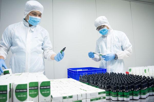 Quy trình sản xuất nước hoa vùng kín 3C