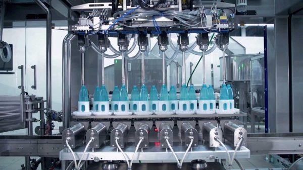 quy trình sản xuất serum vitamin c tại 3C