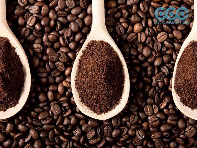 Bột cà phê tẩy tế bào chết cho da