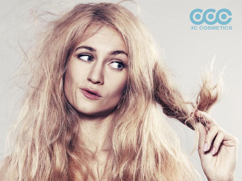 Làm thế nào để biết mái tóc bị tổn thương?