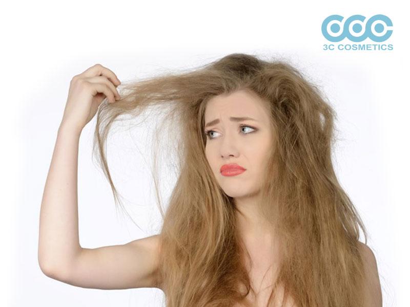 Mái tóc hư tổn có còn đáng lo ngại?