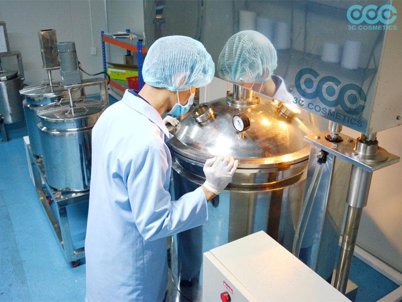 Nhà máy gia công mỹ phẩm tốt nhất Việt Nam