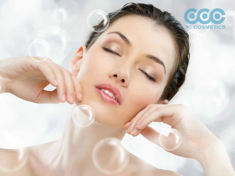 Chăm sóc da mặt bằng sữa rửa mặt dạng kem