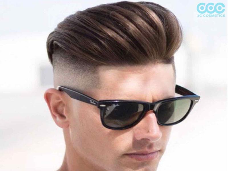 Kiểu tóc undercut cổ điển
