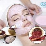 Các loại bột thiên nhiên chăm sóc làn da hiệu quả (phần một)