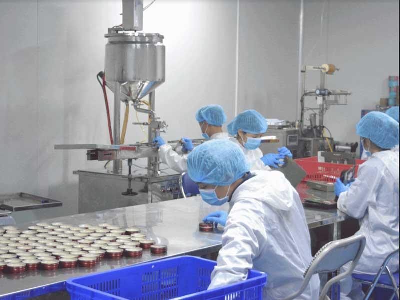 Mở xưởng sản xuất mỹ phẩm