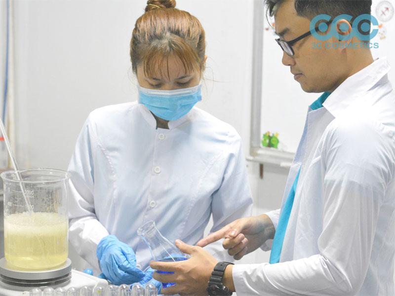 Nhà máy gia công mỹ phẩm 3C đạt chuẩn – nâng tầm thương hiệu Việt.