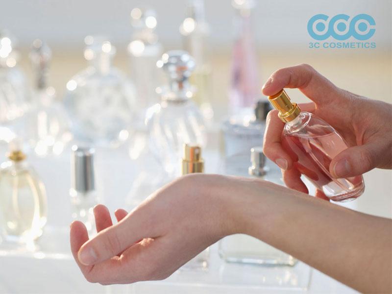 Các tầng hương nước hoa