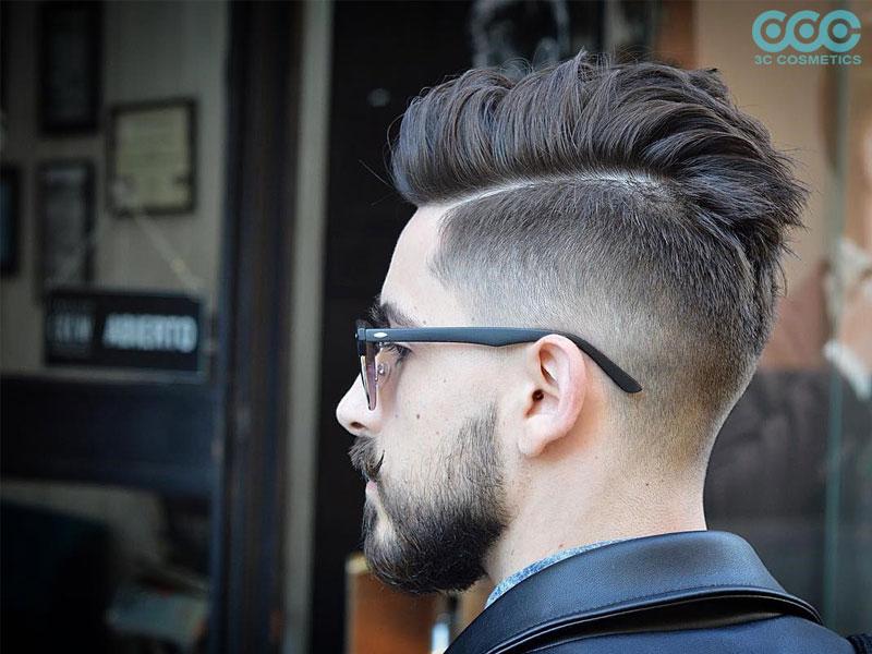 Kiểu tóc undercut disconnected