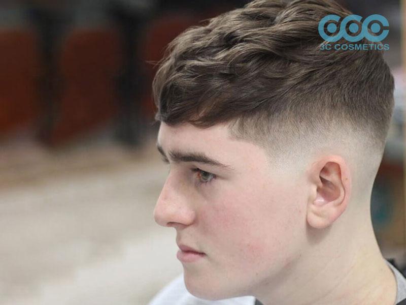 Kiểu tóc Textured crop là gì?