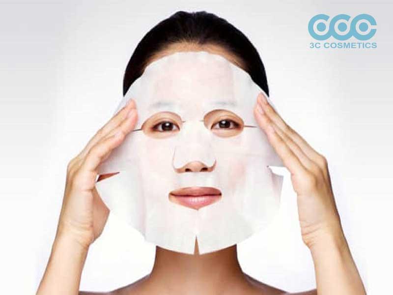 Sử dụng mặt nạ không phù hợp với làn da