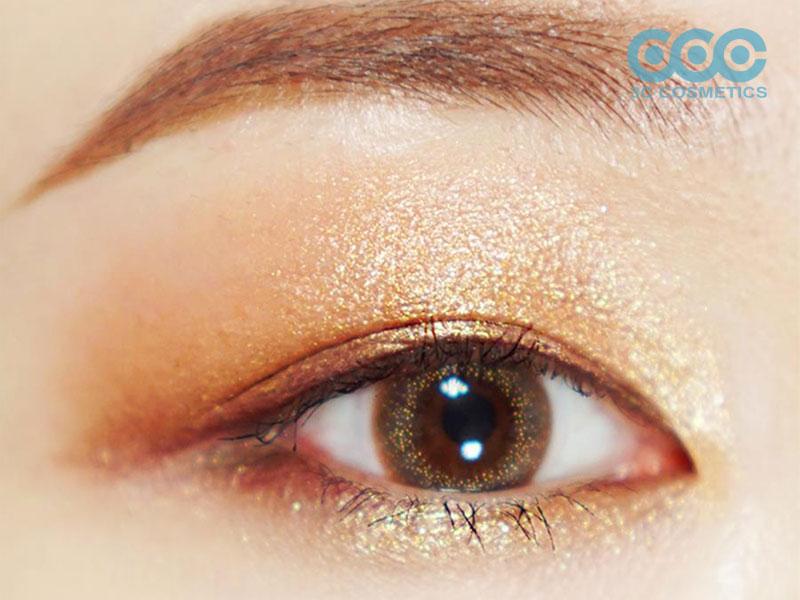 Màu mắt ánh nhũ