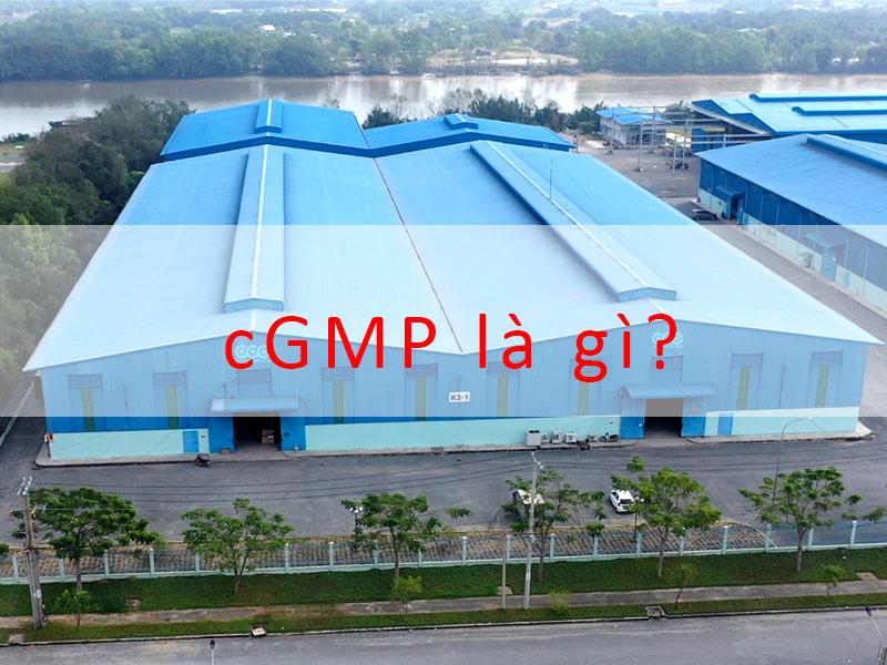 Nhà máy mỹ phẩm đạt chuẩn GMP là gì?