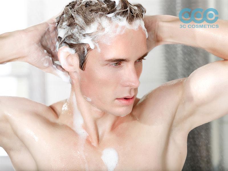 Làm sạch mái tóc của mình