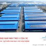 Giới thiệu nhà máy sản xuất mỹ phẩm 3C thứ 2 tại miền Nam