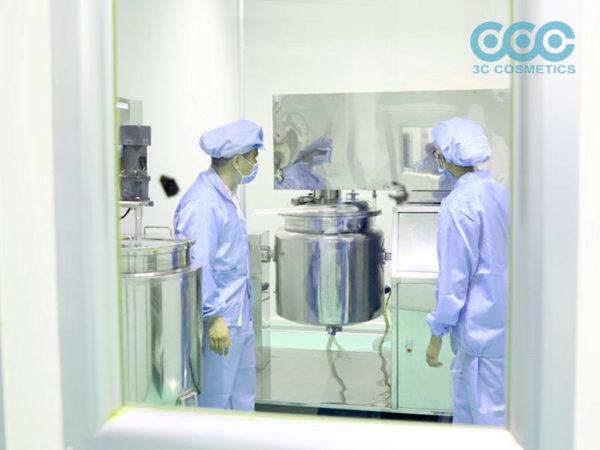 cách xây dựng vận hành nhà máy mỹ phẩm đạt chuẩn GMP